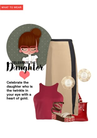 Celebrate the Daughter