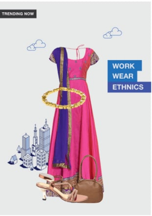 Work Wear Ethnics