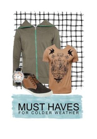 Must Haves for Colder Weather