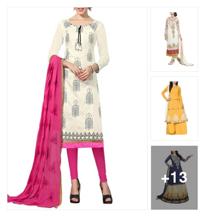Only for Kurta N Suit lover. Online shopping look by aaradu
