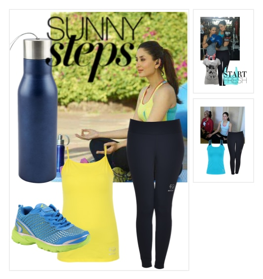 Lets Burn Some Calories. Online shopping look by aaradu