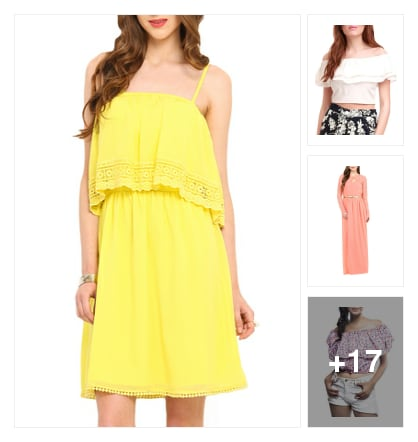 20 Lovely Cape Dresses And Tops You Need To Check Out!. Online shopping look by Neha