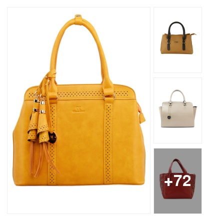 75 Stylish Office Handbags Under Buy 1 Get 1 Free!. Online shopping look by Neha