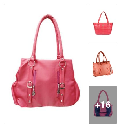 Hand Bags under 1000. Online shopping look by Sri
