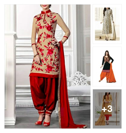 Bestselling Suits Under 999. Online shopping look by Sheetal