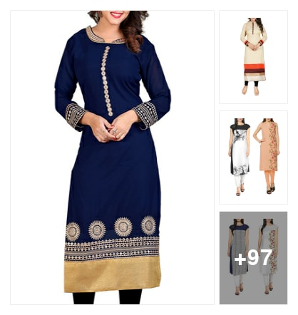 100 New Arrivals Kurta On Sale Wow.... Online shopping look by Sheetal