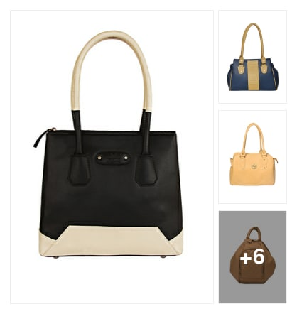 Must Have Handbags Under 1000. Online shopping look by nikita