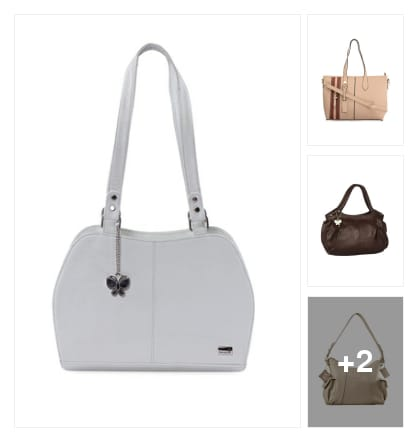 5 Uber Chic Handbags from Diana Korr. Online shopping look by Sanchayika