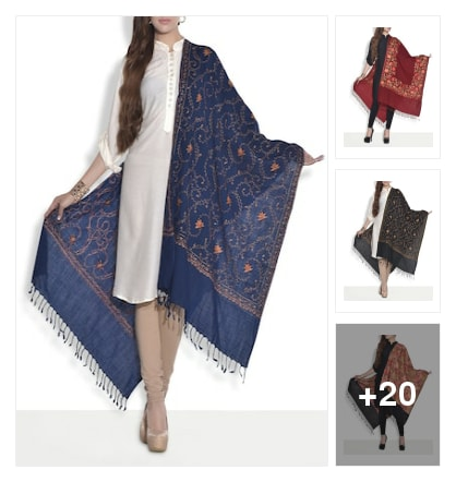Kalamkari products in Limeroad. Online shopping look by Div