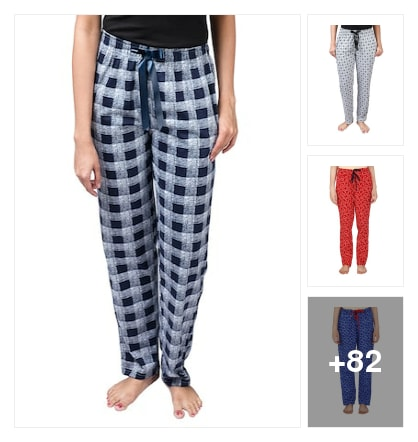 Sleepwear Pajamas. Online shopping look by Sunita