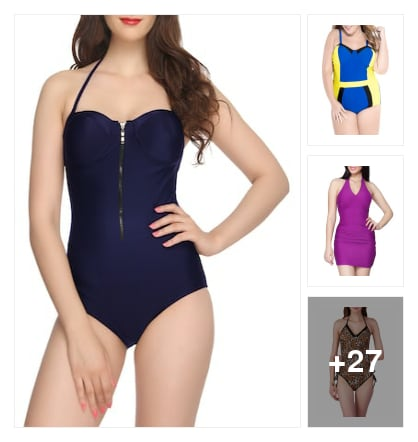 Swimsuitesss. Online shopping look by Kritika