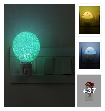 Awesome wall lights. Online shopping look by A.radha