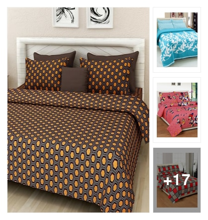 bed covers. Online shopping look by palli
