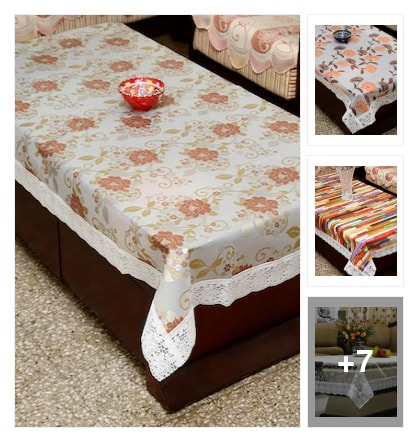 Table cloth is special. Online shopping look by venkat