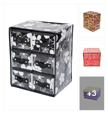 storage box. Online shopping look by jyoti