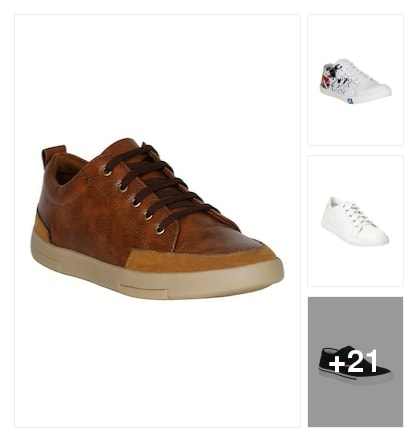 ATTRACTIVE  CASUAL  SHOES  FOR  GENTS. Online shopping look by BABY