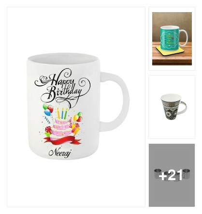 SUPERB  COFFEE;TEA CUPS FOR HAPPY HOME. Online shopping look by Lakshmi