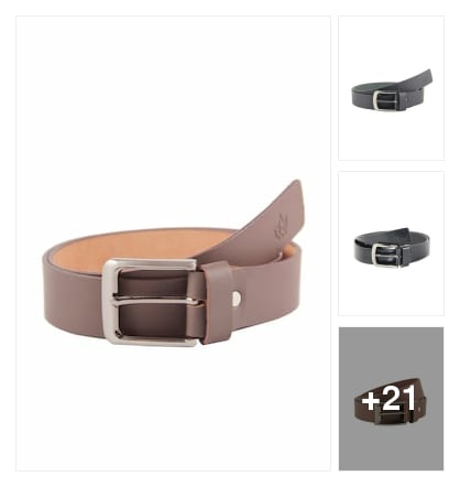 EXCELLENT  BELTS  FOR  MEN. Online shopping look by lumbu
