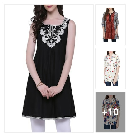 Exclusive Tunics To Style With. Online shopping look by mansi