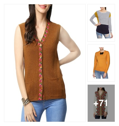 Mix & match with these gorgeous brand. Online shopping look by Pooja