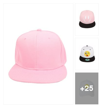 Caps&Hats. Online shopping look by Hitler
