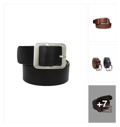 Style Belts. Online shopping look by NARAYANA REDDY