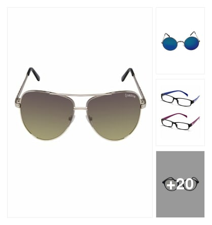 Sunglasses. Online shopping look by NAVEENA