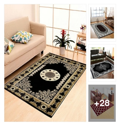 Carpets. Online shopping look by keerthi