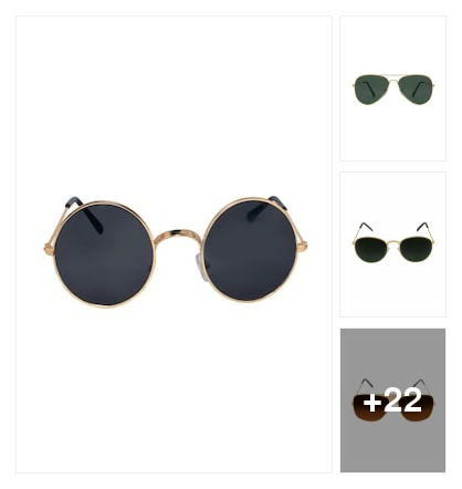 Glasses for men. Online shopping look by keerthi