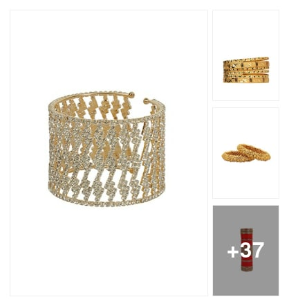 Bangles. Online shopping look by vihaan