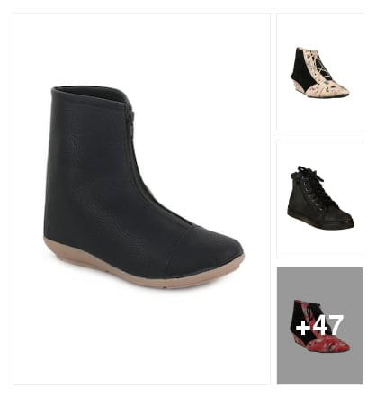 Boots. Online shopping look by Aarti