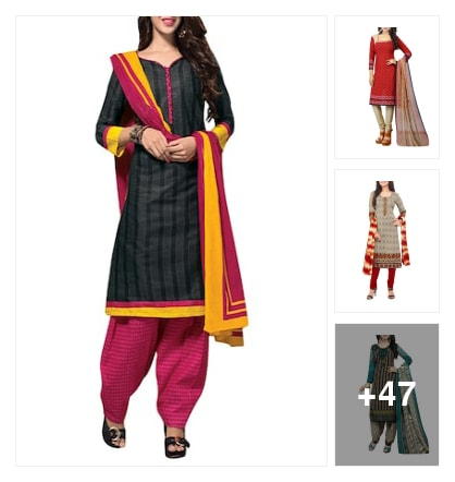 Festivel  dress. Online shopping look by Sakshi