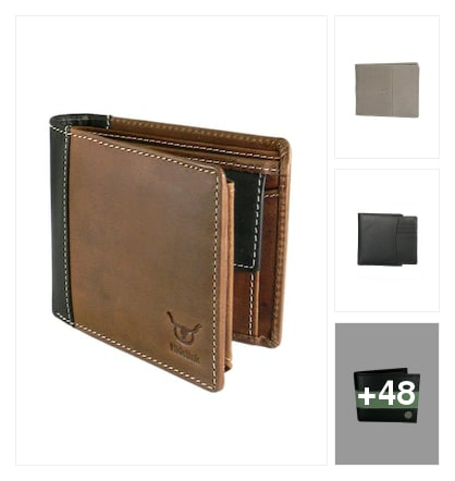 Trend Wallets. Online shopping look by CVK