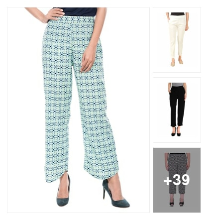 New Girls Trousers. Online shopping look by deepa