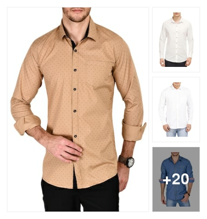 Shirts. Online shopping look by sujatha
