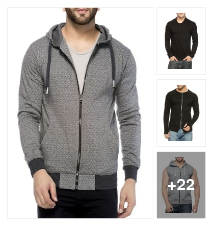 Sweaters for men . Online shopping look by sujatha