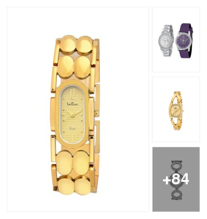 WATCHES FOR LADIES. Online shopping look by avanthaka