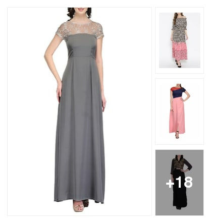 Stylish dresses . Online shopping look by Ramaprasad