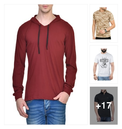LOVELY T SHIRTS. Online shopping look by Prakasham