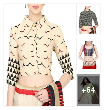 FABULOUS BLOUSES. Online shopping look by narayan