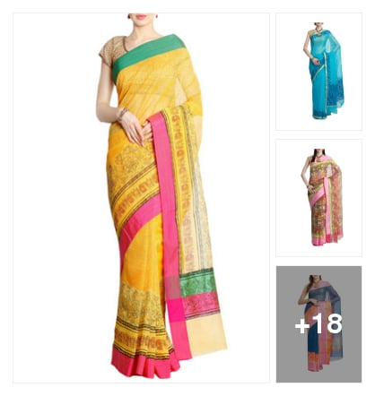 Kota sarees collection . Online shopping look by Ramaprasad