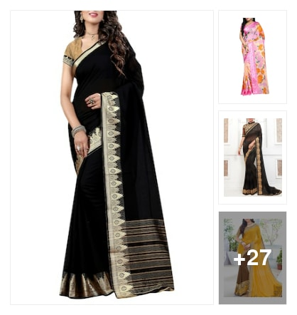 STYLISH SAREES. Online shopping look by Guru