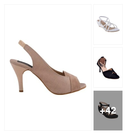 Nice heels. Online shopping look by A.radha