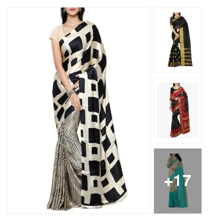 Women sarre. Online shopping look by nikku.gupta512