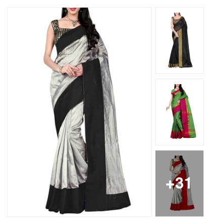 Amazing Sarees In Limeroad . Online shopping look by Chennamma