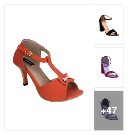 Exclusive Girlish Sandal . Online shopping look by Deepak