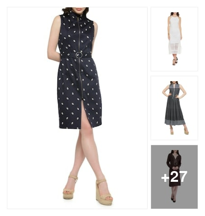 suitable dresses. Online shopping look by rishi