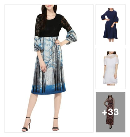 New trending products to style with. Online shopping look by Chandan