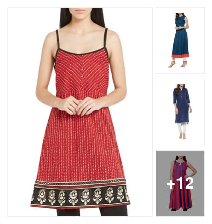 #kurtis. Online shopping look by palli