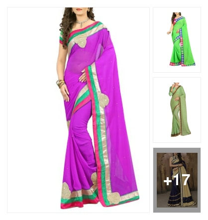 #sarees. Online shopping look by sebby